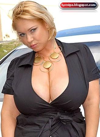 Blonde BBW Samantha 38G taking cumshot on huge knockers from big dick № 307615  скачать